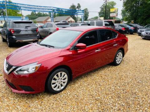 2017 Nissan Sentra for sale at Southeast Auto Inc in Albany LA