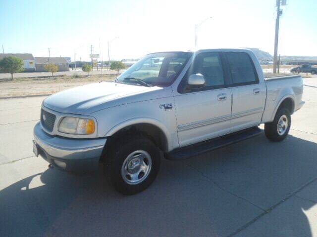 2001 Ford F-150 for sale at Twin City Motors in Scottsbluff NE