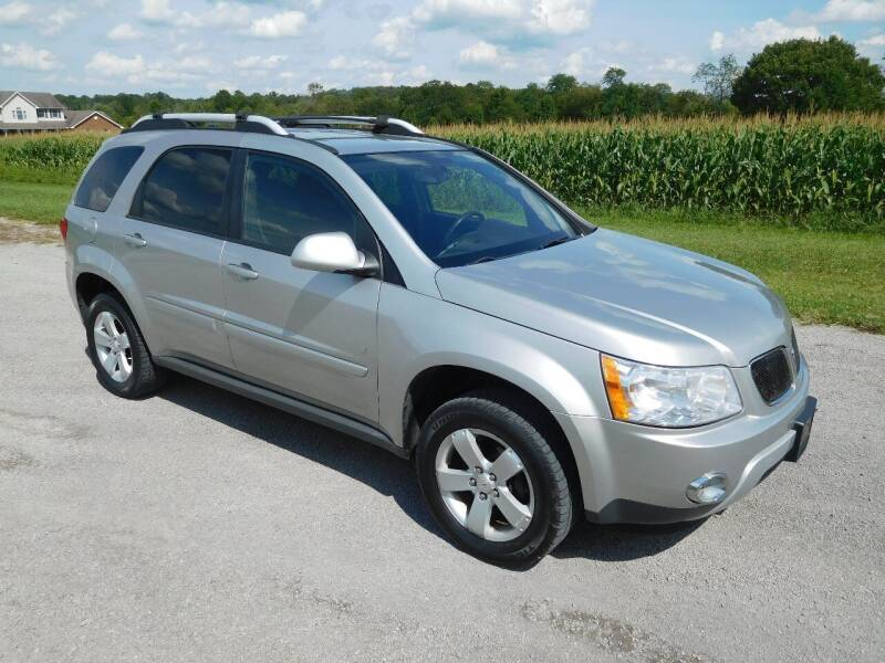 2007 Pontiac Torrent for sale at WESTERN RESERVE AUTO SALES in Beloit OH