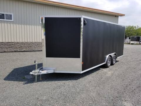 2020 Cargo Pro 8.5x18+3 7K for sale at Trailer World in Brookfield NS