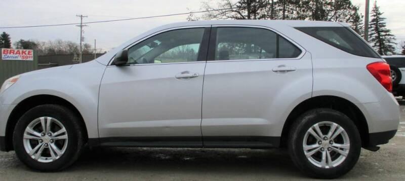2011 Chevrolet Equinox for sale at Hilltop Auto in Prescott MI