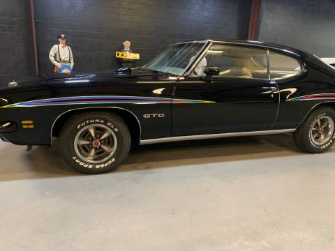 1971 Pontiac GTO for sale at American Classic Car Sales in Sarasota FL