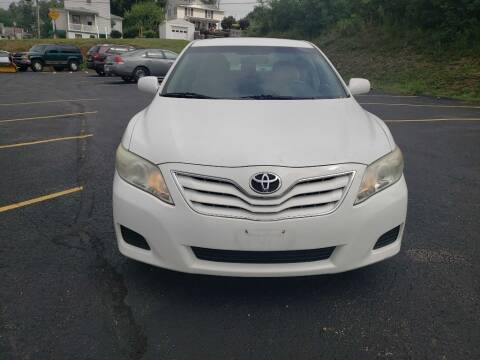 2010 Toyota Camry for sale at KANE AUTO SALES in Greensburg PA