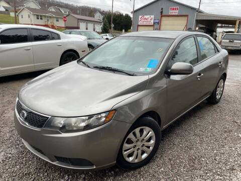 2012 Kia Forte for sale at Trocci's Auto Sales in West Pittsburg PA