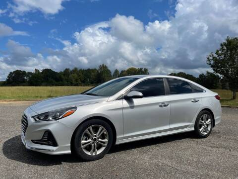 2018 Hyundai Sonata for sale at LAMB MOTORS INC in Hamilton AL