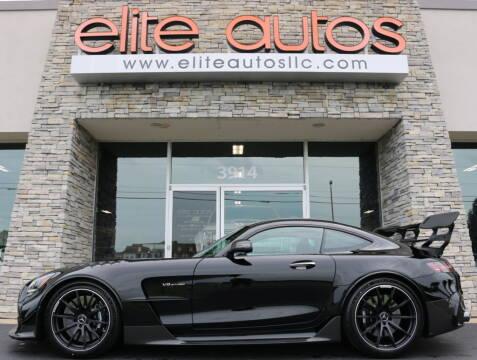 2021 Mercedes-Benz AMG GT for sale at Elite Autos LLC in Jonesboro AR