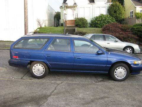 1994 Mercury Sable for sale at UNIVERSITY MOTORSPORTS in Seattle WA