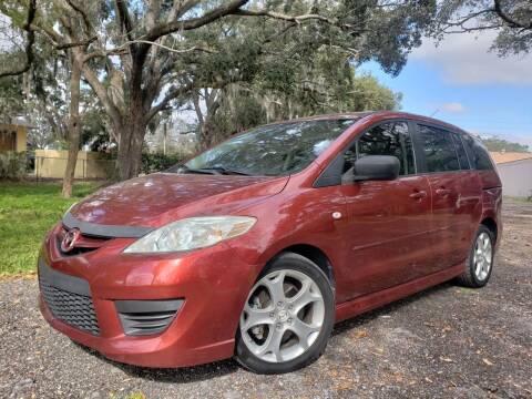 2009 Mazda MAZDA5 for sale at AFFORDABLE ONE LLC in Orlando FL
