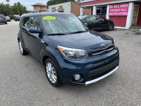 2018 Kia Soul for sale at Sell Your Car Today in Fayetteville NC