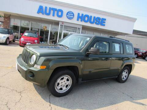 2008 Jeep Patriot for sale at Auto House Motors in Downers Grove IL