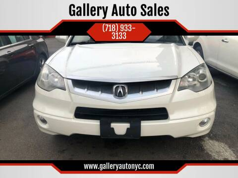 2007 Acura RDX for sale at Gallery Auto Sales in Bronx NY