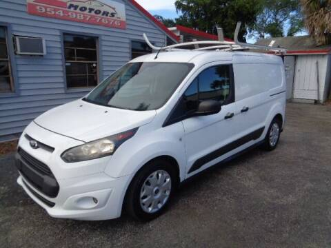 2015 Ford Transit Connect Cargo for sale at Z Motors in North Lauderdale FL