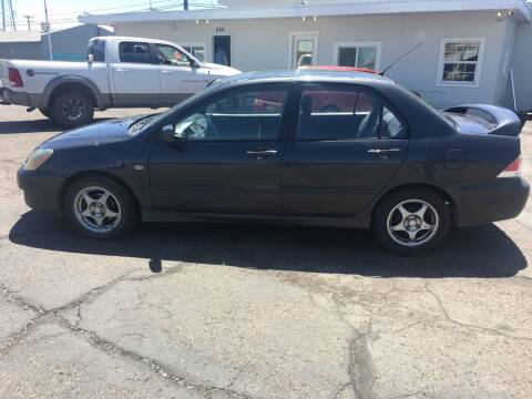 2004 Mitsubishi Lancer for sale at Major Motors in Twin Falls ID