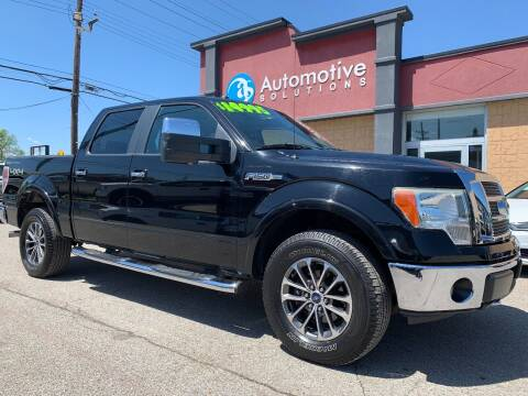 2009 Ford F-150 for sale at Automotive Solutions in Louisville KY