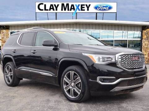 2019 GMC Acadia for sale at Clay Maxey Ford of Harrison in Harrison AR
