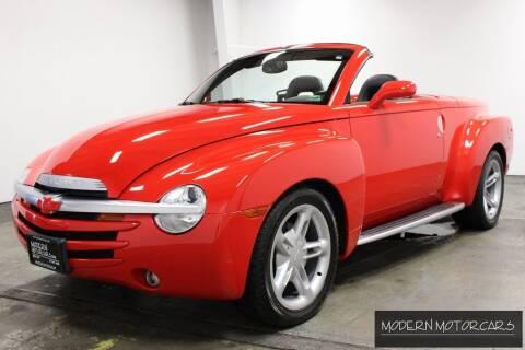 2004 Chevrolet SSR for sale at Modern Motorcars in Nixa MO