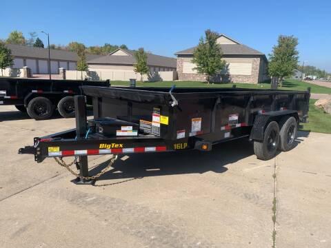2022 Big Tex 16LP-16 Dump Box 17.6k #3047