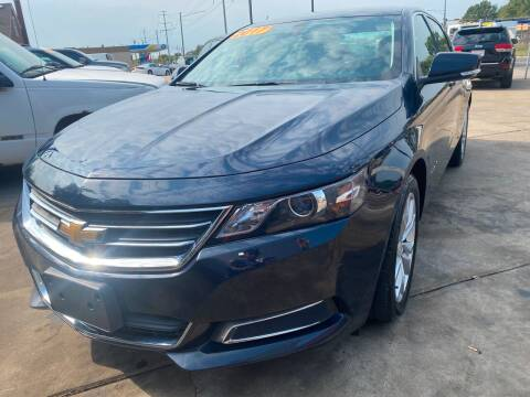 2017 Chevrolet Impala for sale at Matthew's Stop & Look Auto Sales in Detroit MI