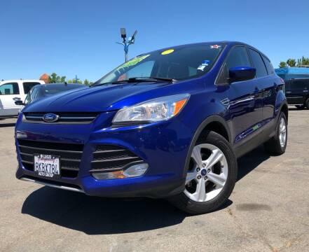 2016 Ford Escape for sale at LUGO AUTO GROUP in Sacramento CA
