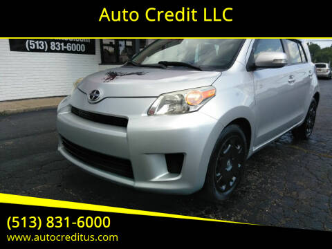 2010 Scion xD for sale at Auto Credit LLC in Milford OH