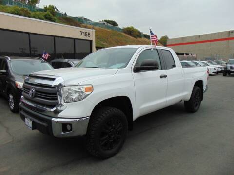 2015 Toyota Tundra for sale at So Cal Performance in San Diego CA