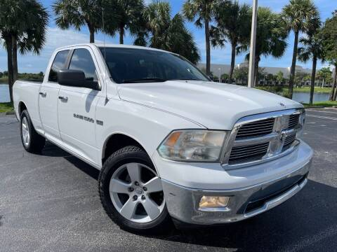 2011 RAM Ram Pickup 1500 for sale at Vogue Auto Sales in Pompano Beach FL