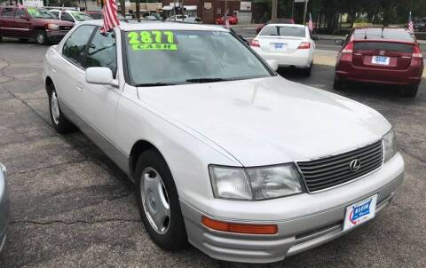 1997 Lexus LS 400 for sale at Klein on Vine in Cincinnati OH