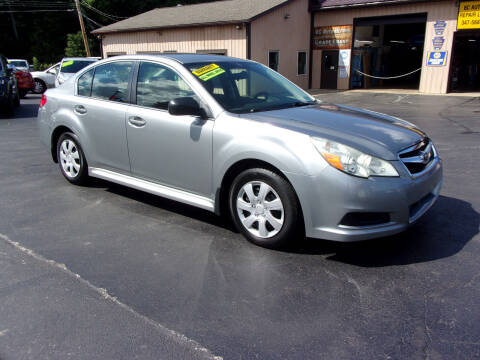 2011 Subaru Legacy for sale at Dave Thornton North East Motors in North East PA