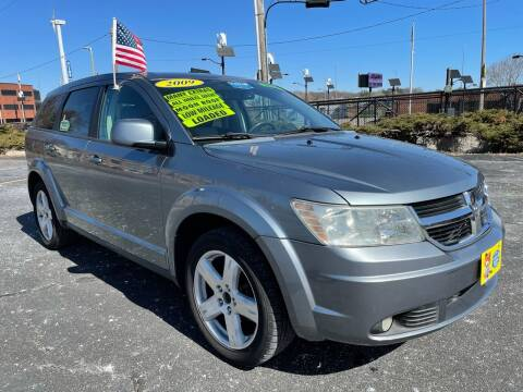 2009 Dodge Journey for sale at Fields Corner Auto Sales in Dorchester MA