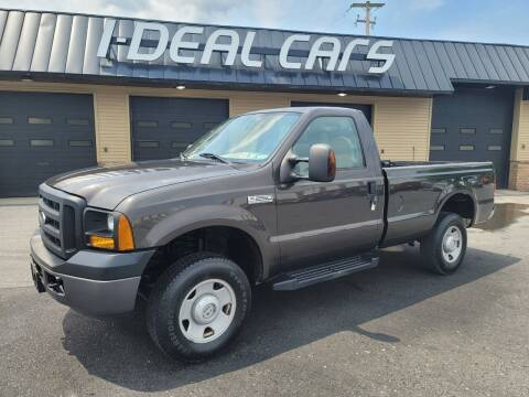 2007 Ford F-250 Super Duty for sale at I-Deal Cars in Harrisburg PA