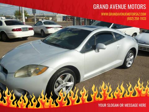 2007 Mitsubishi Eclipse for sale at Grand Avenue Motors in Phoenix AZ