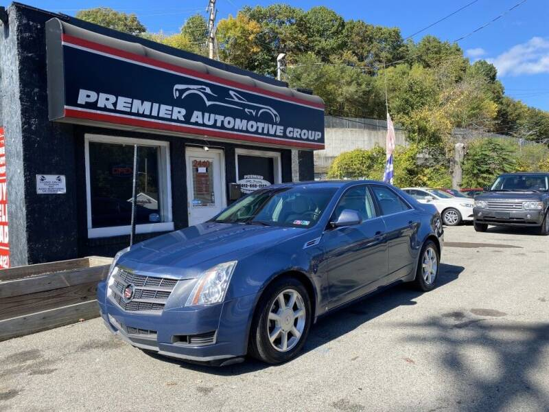 2009 Cadillac CTS for sale at Premier Automotive Group in Pittsburgh PA