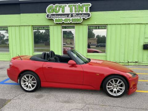 2001 Honda S2000 for sale at GOT TINT AUTOMOTIVE SUPERSTORE in Fort Wayne IN