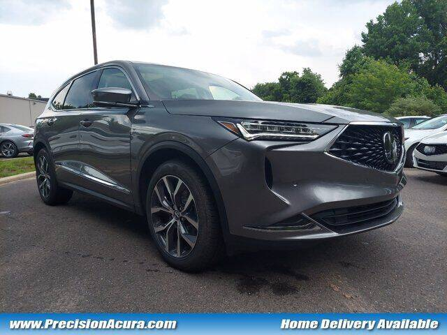 2022 Acura MDX for sale at Precision Acura of Princeton in Lawrenceville NJ
