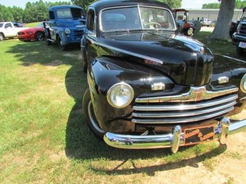 1946 Ford Super Deluxe for sale at Classic Car Deals in Cadillac MI