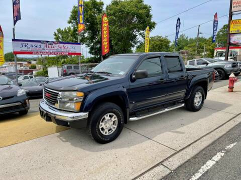 2007 GMC Canyon for sale at JR Used Auto Sales in North Bergen NJ