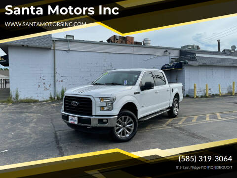 2015 Ford F-150 for sale at Santa Motors Inc in Rochester NY