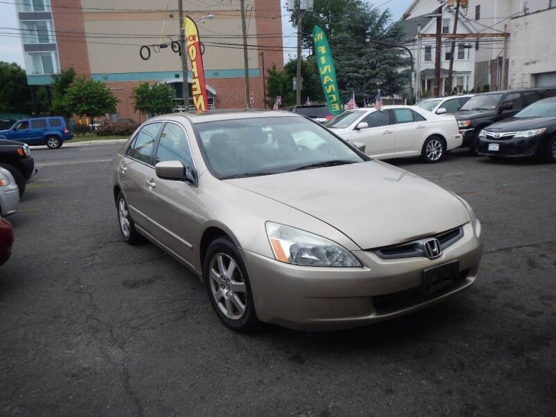 2005 Honda Accord for sale at 103 Auto Sales in Bloomfield NJ