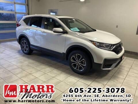 2021 Honda CR-V for sale at Harr's Redfield Ford in Redfield SD