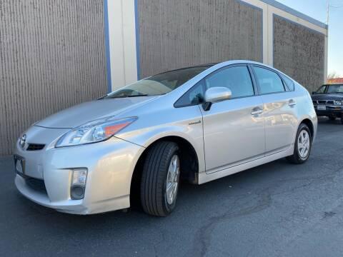 2010 Toyota Prius for sale at Exelon Auto Sales in Auburn WA
