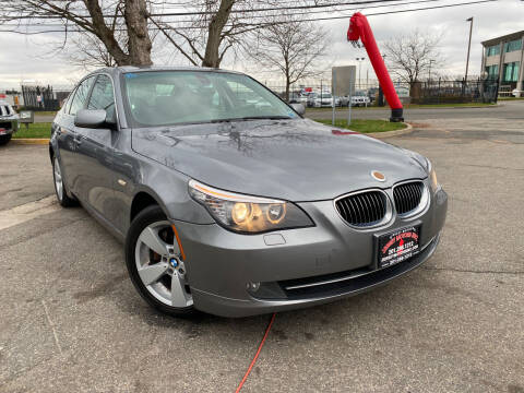 2008 BMW 5 Series for sale at JerseyMotorsInc.com in Teterboro NJ