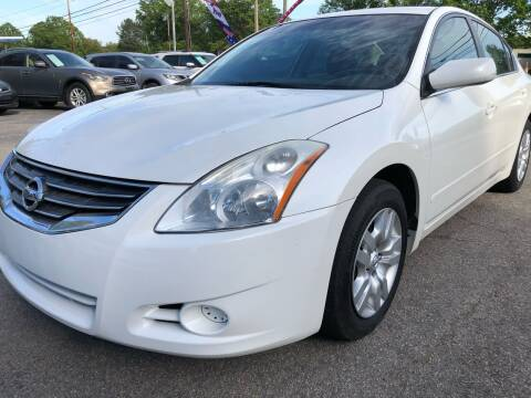 2011 Nissan Altima for sale at Capital Motors in Raleigh NC