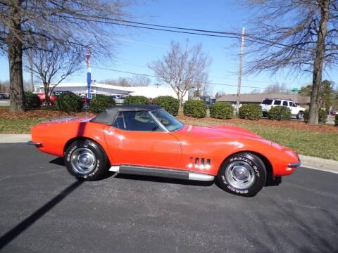 1968 Chevrolet Corvette for sale at Carolina Classics & More in Thomasville NC