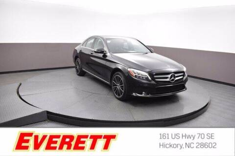 2019 Mercedes-Benz C-Class for sale at Everett Chevrolet Buick GMC in Hickory NC