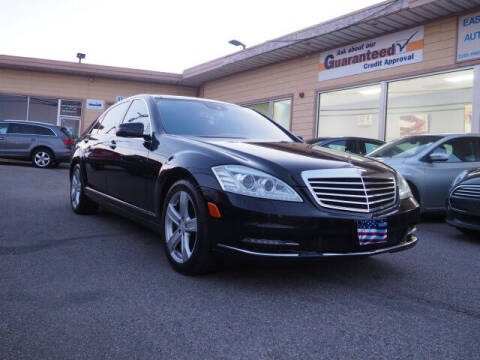 2013 Mercedes-Benz S-Class for sale at East Providence Auto Sales in East Providence RI