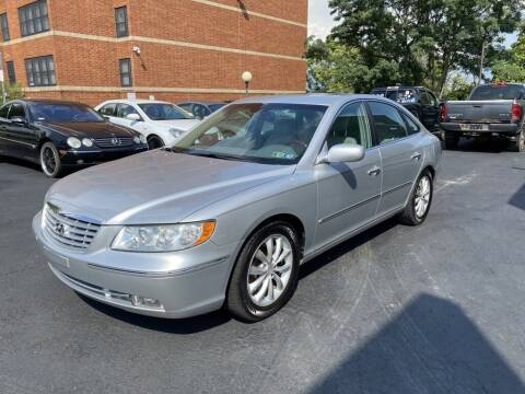 2007 Hyundai Azera for sale at Premier Automotive Group in Pittsburgh PA