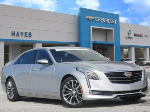 2017 Cadillac CT6 for sale at HAYES CHEVROLET Buick GMC Cadillac Inc in Alto GA