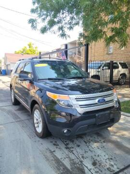 2012 Ford Explorer for sale at MACK'S MOTOR SALES in Chicago IL