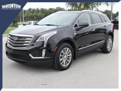 2018 Cadillac XT5 for sale at BARTOW FORD CO. in Bartow FL