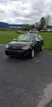 2009 Ford Focus for sale at Credit Connection Auto Sales Inc. CARLISLE in Carlisle PA